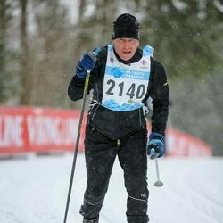 44. Tartu Maraton - Arne Pihkva (2140)