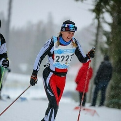 44. Tartu Maraton - Ann-Louise Engström (2227)