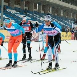 44. Tartu Maraton - Rahel Imoberdorf (10006), Triin Ojaste (10008)