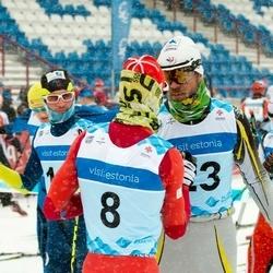 44. Tartu Maraton - Bastien Poirrier (8), Jeremy Weibel (23)