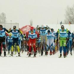 44. Tartu Maraton - Loic Guigonnet (6), Bastien Poirrier (8), Kari Varis (11), Remi Salacroup (16), Toms Veits (18), Jeremy Weibel (23)