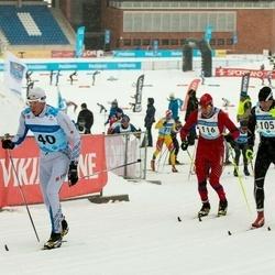 44. Tartu Maraton - Rait Pallo (40), Marko Helgand (105), Artur Rauk (116)