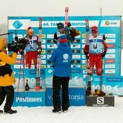 44. Tartu Maraton - Benoit Chauvet (7), Bastien Poirrier (8)