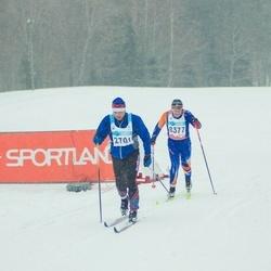 44. Tartu Maraton - Aare Paulov (2701), Arkadij Balakin (8377)