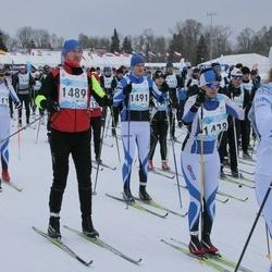 44. Tartu Maraton - Tarmo Kastemäe (1489), Mihkel Arro (1491)