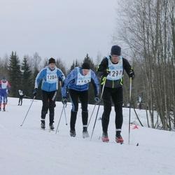 44. Tartu Maraton - Hans Üürike (1153), Hannes Kollist (1286), Bruno Münter (1294)