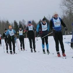 44. Tartu Maraton - Valdis Kurg (1248), Ando Meerbach (1257), Ott Talvik (1281), Tarmo Teearu (1312)