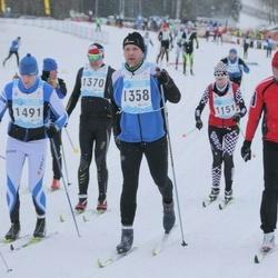 44. Tartu Maraton - Asko Seeba (1358), Mihkel Arro (1491)