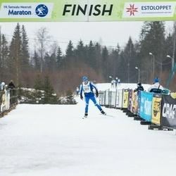 19. Tamsalu-Neeruti Maraton (Matk) - Arno Anton (555)