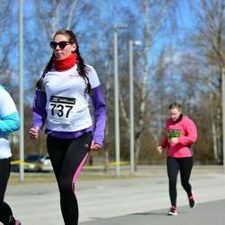 Tartu Parkmetsa jooks - Anni Roosalu (737)