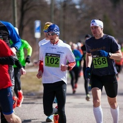 Tartu Parkmetsa jooks - Priit Oidram (102), Margus Kivirüüt (268)