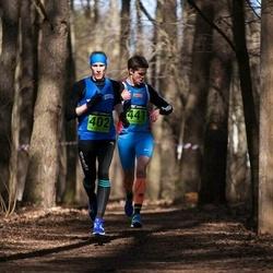 Tartu Parkmetsa jooks - Raido Mitt (402), Karel Hussar (441)