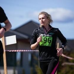 Tartu Parkmetsa jooks - Hillevi Velba (496)