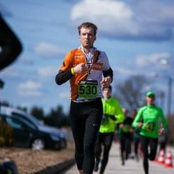 Tartu Parkmetsa jooks - Mart Kelk (530)