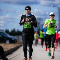 Tartu Parkmetsa jooks - Anni Niidumaa (527)