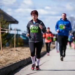 Tartu Parkmetsa jooks - Agnes Siniorg (240)