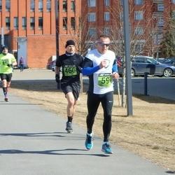 Tartu Parkmetsa jooks - Andre Kaaver (59), Erkki Lepp (466)