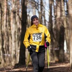 Tartu Parkmetsa jooks - Annely Põldaru (736)