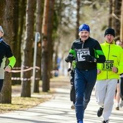 Tartu Parkmetsa jooks - Kalev Lepik (158), Aare Kiik (735)