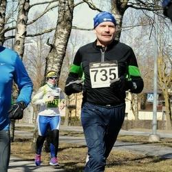 Tartu Parkmetsa jooks - Aare Kiik (735)