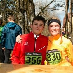 Tartu Parkmetsa jooks - Age Veemees (330), Ain Erik Veemees (356)