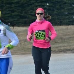 Tartu Parkmetsa jooks - Piret Lood (205)