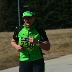 Tartu Parkmetsa jooks - Helle Viitak (238)