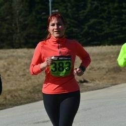Tartu Parkmetsa jooks - Eve Teder (383)
