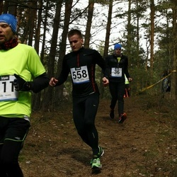 Luitejooks - Arno Bester (36), Toivo Tinast (558)
