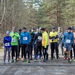 Pääsküla 14. raba maraton