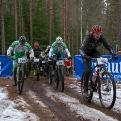 3. Alutaguse Rattamaraton - Alar Reiska (30), Janek Resev (50), Armin Pilv (399)