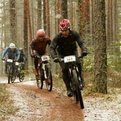 Kuusalu Rattamaraton - Ivar Pilv (109), Margo Rimmel (144)