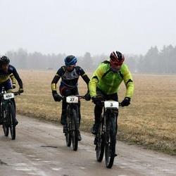 Kuusalu Rattamaraton - Taavi Selder (23), Tair Stalberg (27), Raido Kodanipork (450)