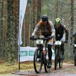 Kuusalu Rattamaraton - Toomas Lepik (16), Lauri Malsroos (20)