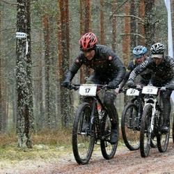 Kuusalu Rattamaraton - Anti Arumägi (17), Taavi Selder (23), Tair Stalberg (27)
