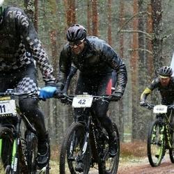Kuusalu Rattamaraton - Viljar Kannimäe (11), Kristjan Randma (42)