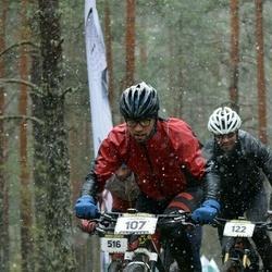 Kuusalu Rattamaraton - Valdur Õun (107), Einar Näks (122)