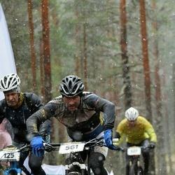 Kuusalu Rattamaraton - Kajar Kuldsepp (125), Eero Kiskonen (561)