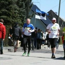 88. Suurjooks ümber Viljandi järve - Ago Sampka (2123), Priit Tiks (3162)