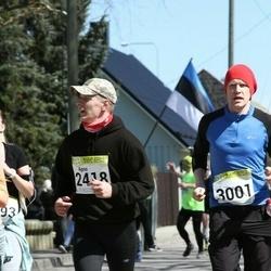 88. Suurjooks ümber Viljandi järve - Agno Teinveld (2418)