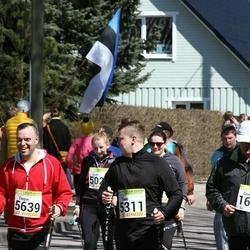 88. Suurjooks ümber Viljandi järve - Tauri Pärna (5311), Caspar Jürisaar (5639)