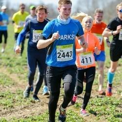 88. Suurjooks ümber Viljandi järve - Aap Allmägi (2443)