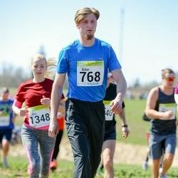 88. Suurjooks ümber Viljandi järve - Artur Jesse (768)