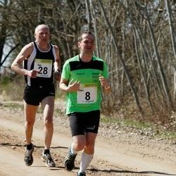 88. Suurjooks ümber Viljandi järve - Olari Orm (8), Ago Veilberg (28)