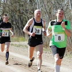 88. Suurjooks ümber Viljandi järve - Olari Orm (8), Juho-Veikko Hytönen (24), Ago Veilberg (28)