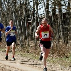 88. Suurjooks ümber Viljandi järve - Jaanus Pedak (37), Aaron Kais (2708), Janno Roosimets (2908)