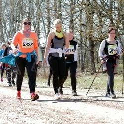 88. Suurjooks ümber Viljandi järve - Anneli Silm (5050), Keiu Siiro (5828)