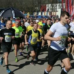 88. Suurjooks ümber Viljandi järve - Arnold Laasu (257), Kristjan Kalda (265)