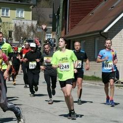 88. Suurjooks ümber Viljandi järve - Artur Võlu (2249)