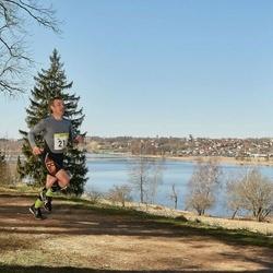 88. Suurjooks ümber Viljandi järve - Ain Kilk (21)